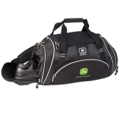 adfe0664a6 Image Unavailable. Image not available for. Colour  John Deere OGIO Crunch  Duffel Bag
