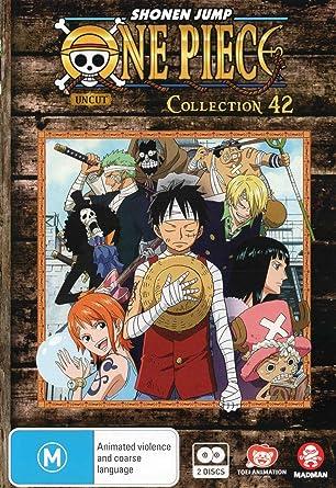 One Piece Uncut Collection 42 Eps 505 516 Hiroaki Miyamoto