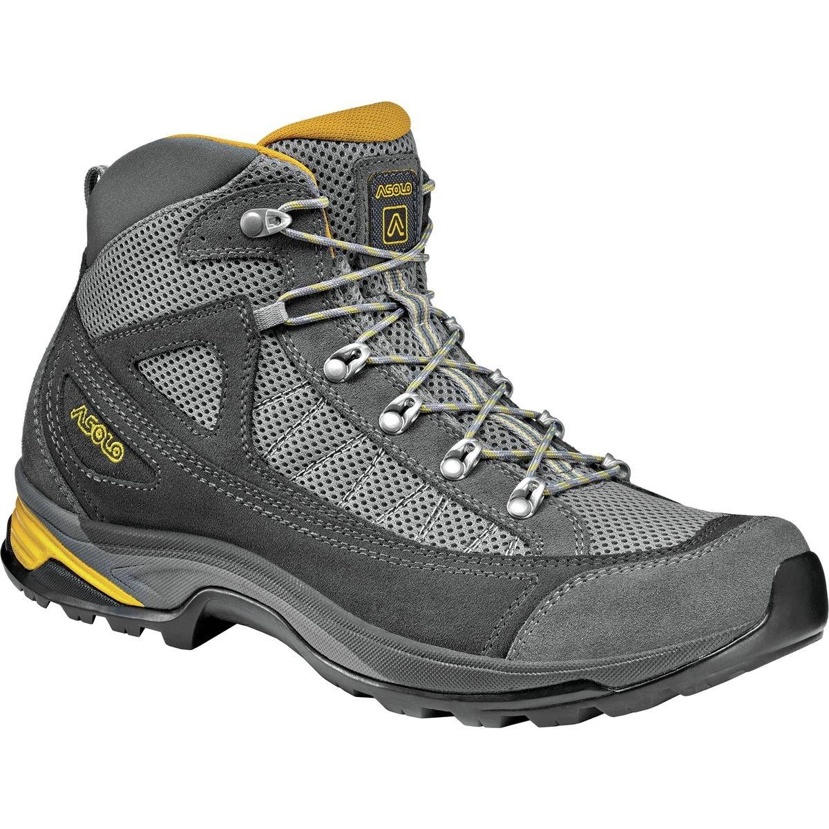 Asolo Fulton Boot - Men's Grey / Grey 10