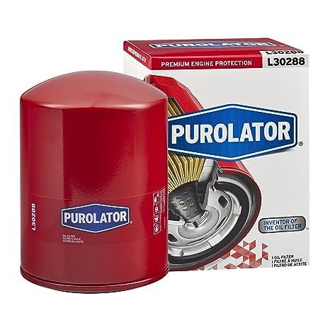 Amazon.com: Purolator L30288 PUROLATOR Filtro de aceite ...