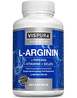 L-Arginina PURA 99.7% Vegavero® Sport | TESTADO EN ...