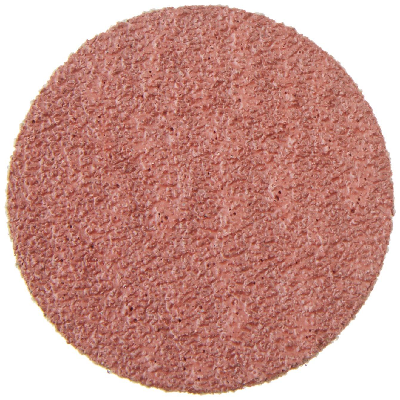 United Abrasives-SAIT 35108 24X 7-Inch Pressure Sensitive Adhesive Disc 25 Pack