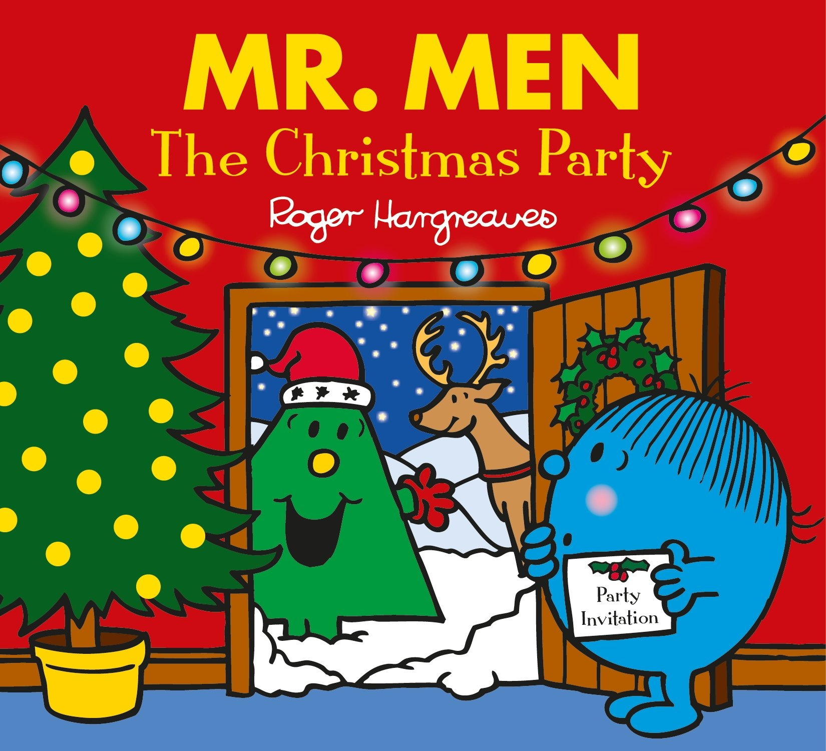 Mr. Men: The Christmas Party (Mr. Men & Little Miss Celebrations ...
