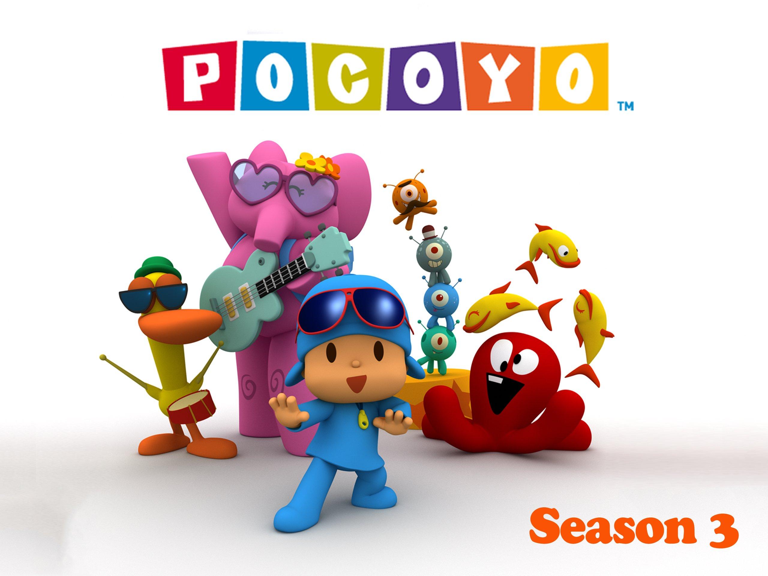 Amazon.com Pocoyo Season 3 Let\u0027s Go Pocoyo Amazon Digital Services LLC  sc 1 st  Amazon.com & Amazon.com: Pocoyo Season 3: Let\u0027s Go Pocoyo: Amazon Digital ...