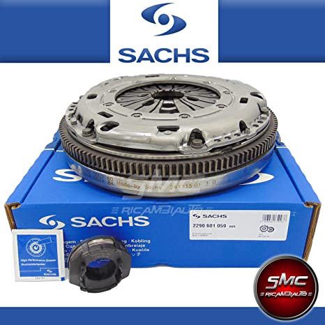229 060 1059 Kit Embrague y volante bimassa Original SACHS 2290601059