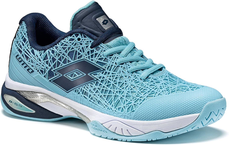 Lotto Viper Ultra III SPD - Zapatillas de running para mujer, color turquesa y azul: Amazon.es: Zapatos y complementos
