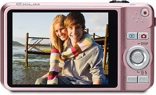 Casio Exilim Ex Z90 Lp Digitalkamera 2 7 Zoll Rosa Kamera