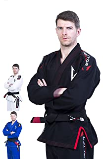 Tatami BJJ Gi Black Zero G V4 Advanced Lightweight Uniform Gi Kimono Jiu Jitsu