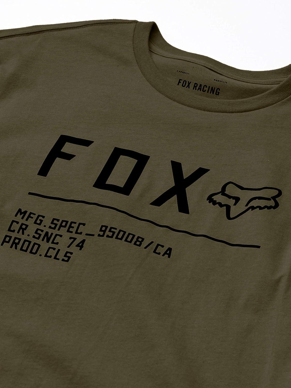 Fox Mens Non Stop Ss Premium Tee