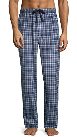 3203239620cb8 Stafford Men's Big and Tall Microfleece Pajama Pants Lounge Sleep Bottoms  at Amazon Men's Clothing store:
