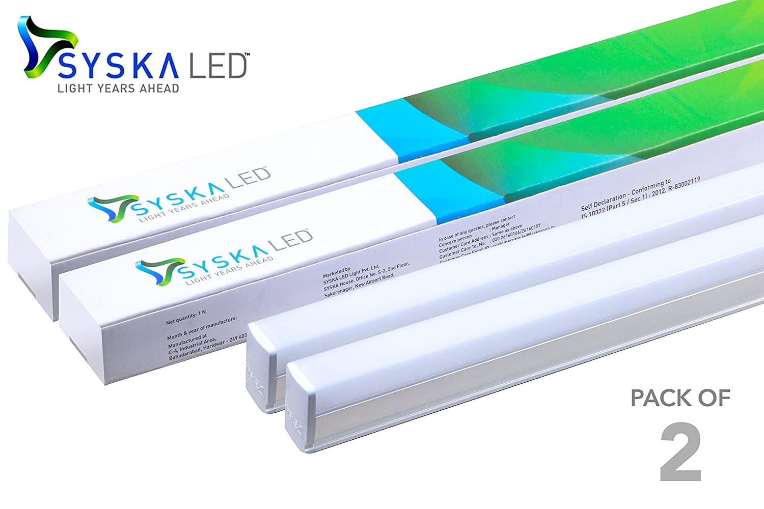 Syska 22 Watts T5 LED Tube Light