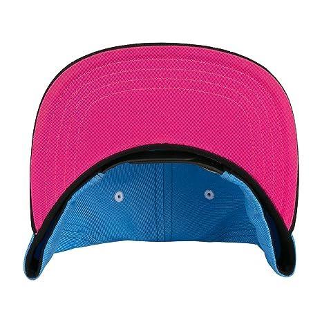 Amazon.com  JINX Overwatch D.Va Target Snapback Baseball Hat (Blue Black d58927f610d2