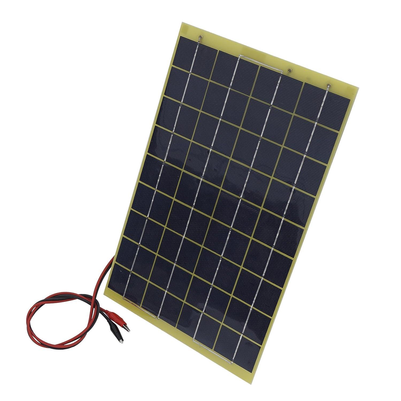 ECO WORTHY 10W Epoxy Solar Panel 12V Battery Chip Camping