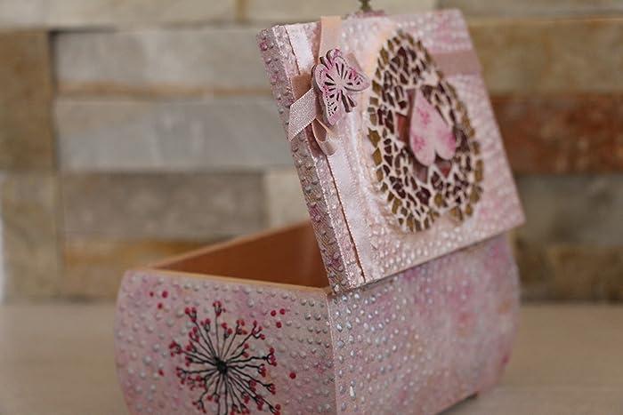 geldgeschenk schmetterling box
