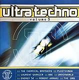 Ultra Techno Vol 3 (Compilation)