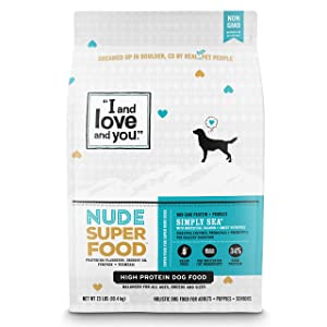 Love you Nude Dry Food
