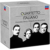 Quartetto Italiano - Complete Decca, Philips & DG Recordings