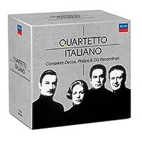 Quartetto Italiano - Complete Philips & Decca Recordings