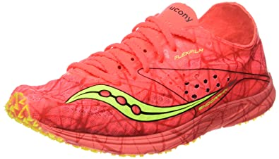 70ec8755a1f7 Saucony Endorphin Racer Women s Running Shoes - 6 - Red