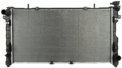 05 chrysler town and country radiator