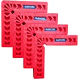 Duratec Positioning Squares, Woodworking Tool, Clamping 90 Degree Angles for Picture Frames, Boxes, Cabinets or Drawers…