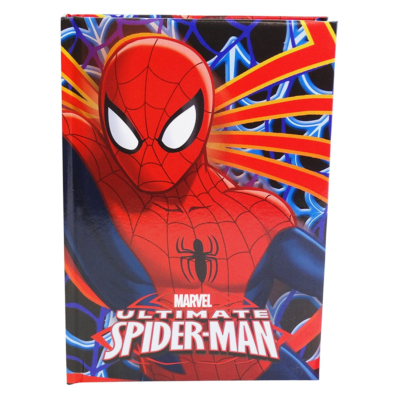 DC Comics Spiderman Diario Standard Diario Scolastico 10 Mesi Blu Okami