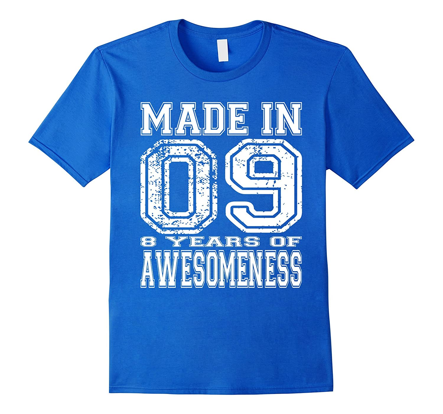 T Shirt For 8 Year Old Boys Girls 8th Birthday Gift Tees ANZ