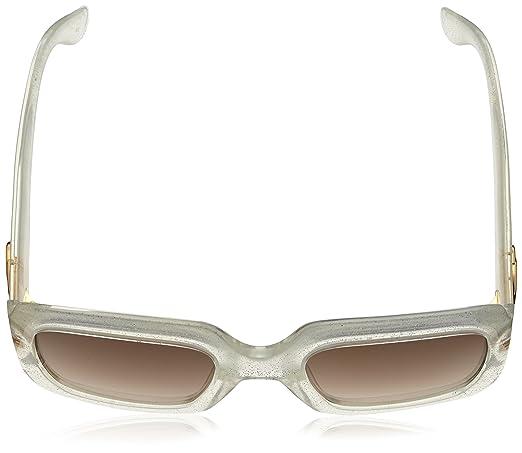 gucci 0053s. amazon.com: sunglasses gucci gg 0053 s- 004 silver / brown silver: clothing 0053s
