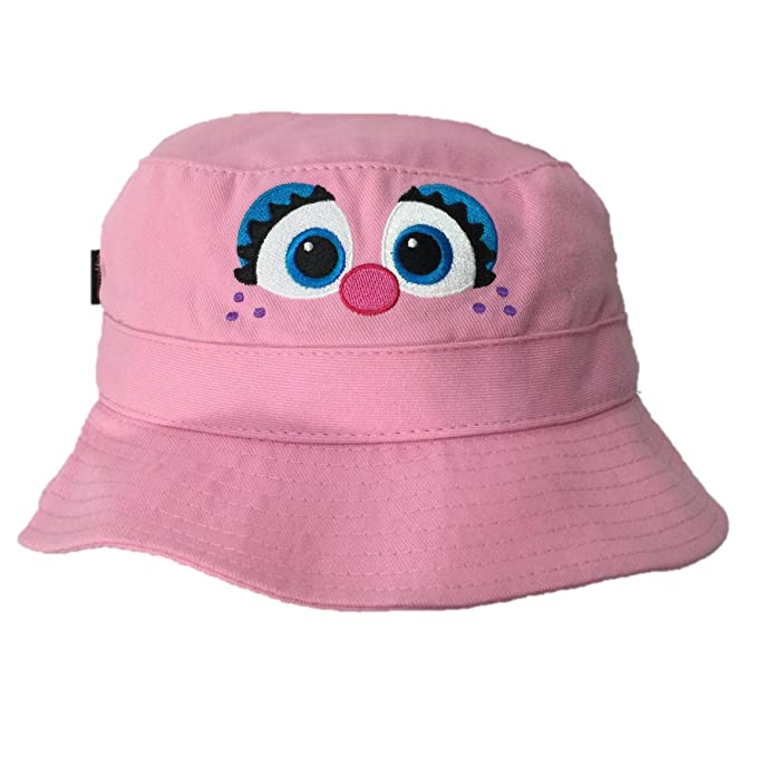 Image Unavailable. Image not available for. Color  Sesame Street Abby  Cadabby Pink Toddler Bucket Cap ... f85038b1982f