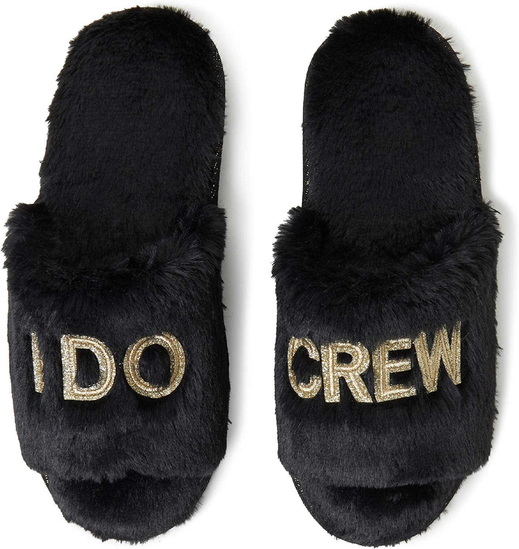 I Do \u0026 I Do Crew Giftable Slide Slipper