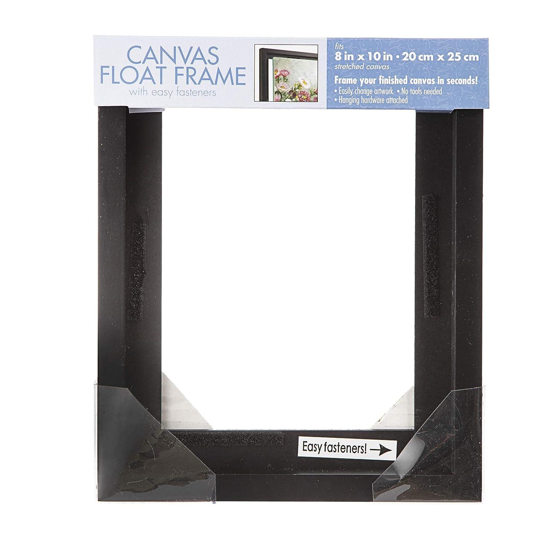Amazon.com - School Specialty 1389674 Canvas Float Frame, 8\
