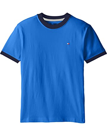 8dc73f3d727 Tommy Hilfiger Boys  Core Crew-Neck Ken T-Shirt