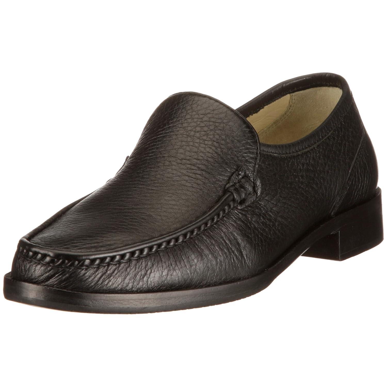 Manz Capri MOK G Hirsch 103050-12 - Zapatos para hombre 42 EU|Negro