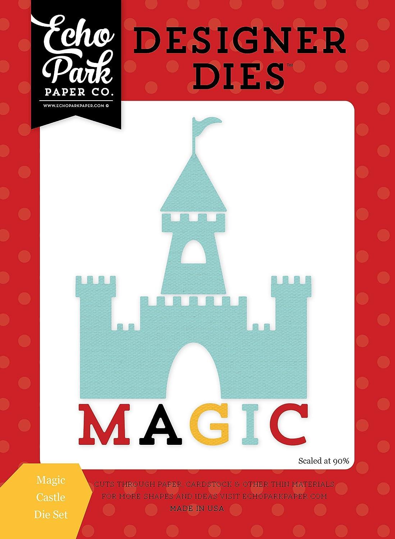 Echo Park Paper Company Magic Castle Die Set