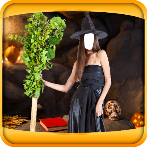 Costumes Images Scariest Halloween (Halloween Photo Montage)