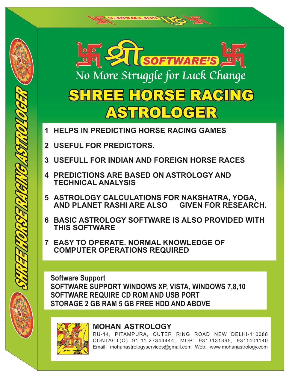 Shree Horse Racing Astrologer  Predict Horse Winning for Indian and