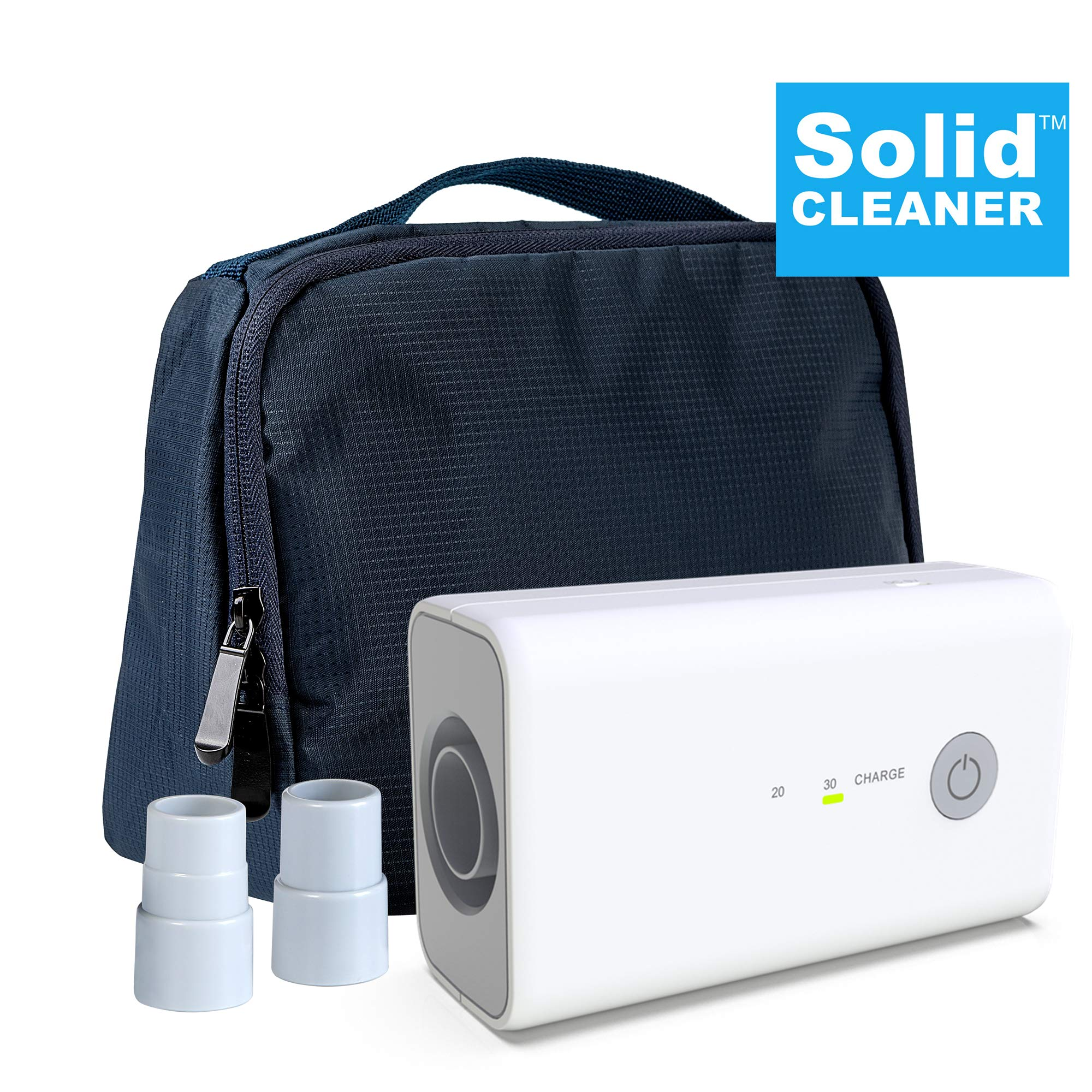 SolidCLEANER CPAP Cleaner Includes 2 Heated Hose Adapters by SolidCLEANER (Image #1)