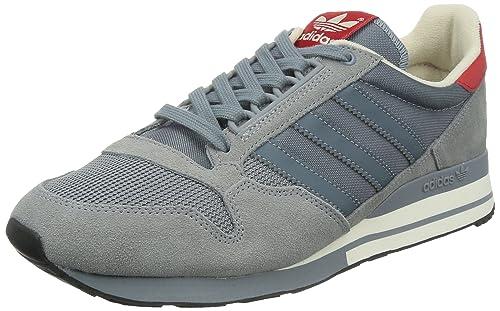 sports shoes a26ff c9dab ... sale adidas originals mens zx 500 og retro trainers uk4 grey e0bb7 f14c2