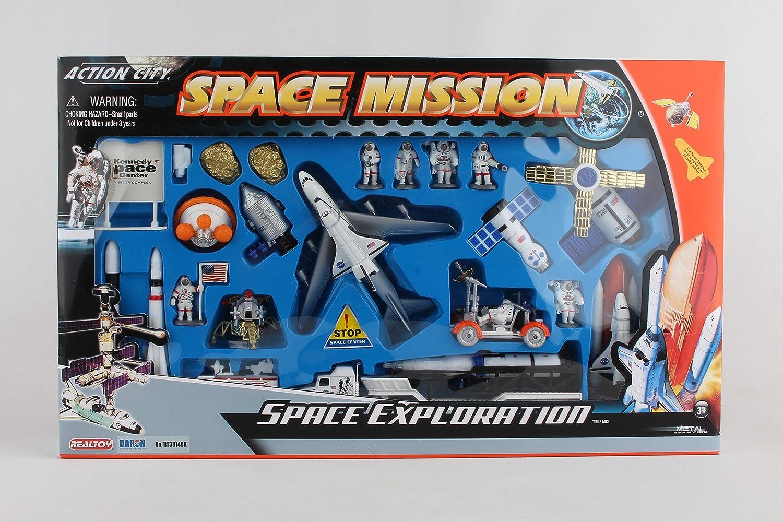 Amazon.com: Transbordador espacial con Kennedy Space Center ...