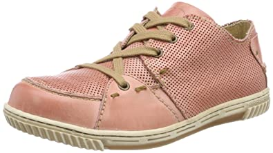 Rovers Women's Oxfords, Pink (Pink), 5.5 UK