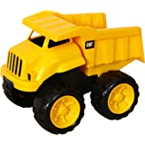 "Toystate CAT Tough Tracks 8"" Dump Truck"