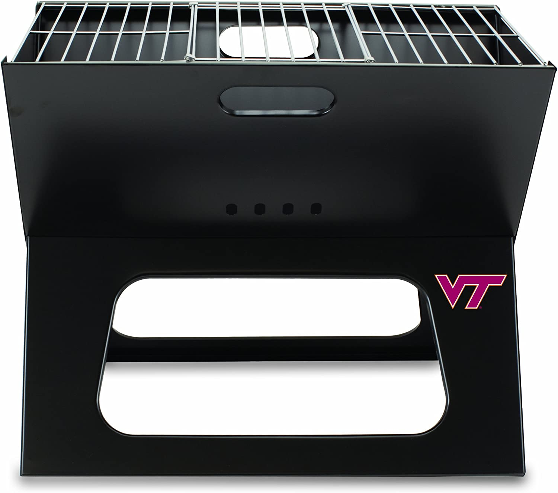 NCAA Virginia Tech Hokies Portable Charcoal X-Grill