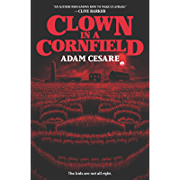 Clown in a Cornfield book cover