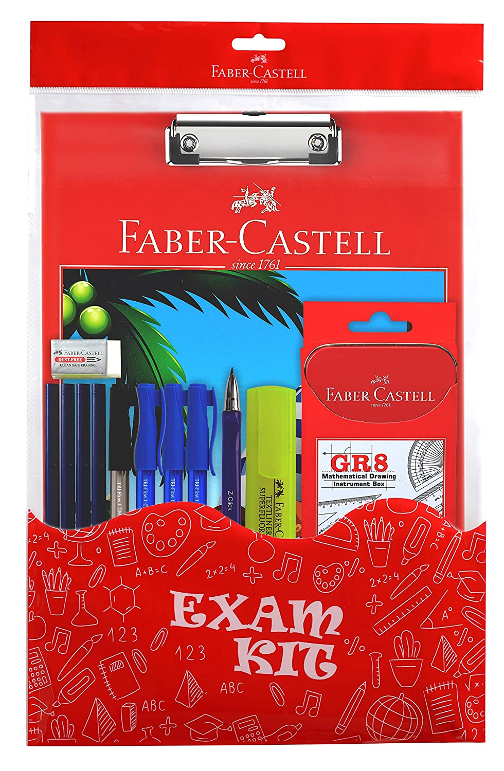 Faber-Castell Exam Kit