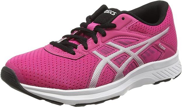 Asics Fuzor, Zapatillas de Running para Mujer, Rosa (Pink/silver ...