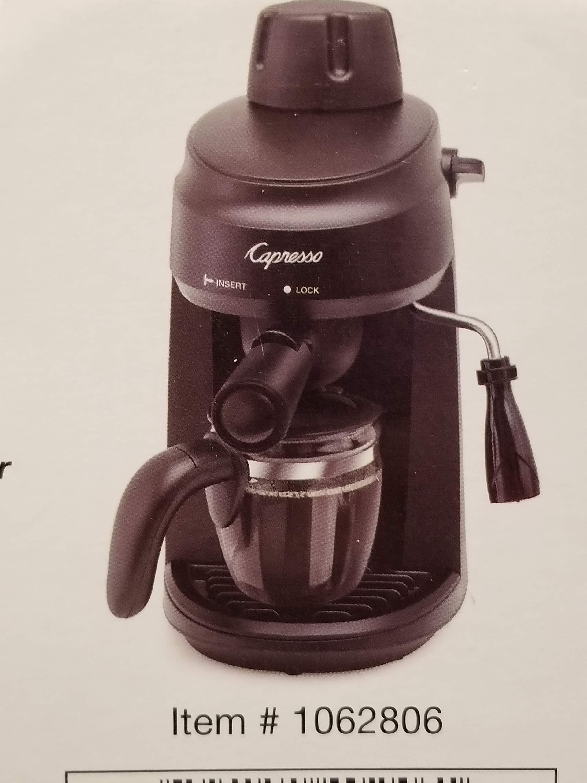 Capresso Steam Espresso & Cappuccino Machine by Steam Espresso & Cappuccino Machine (Image #3)