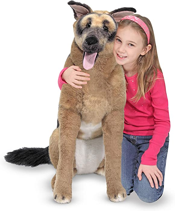 Top 10 German Shepherd Stuffed Animal Farm And Home Store