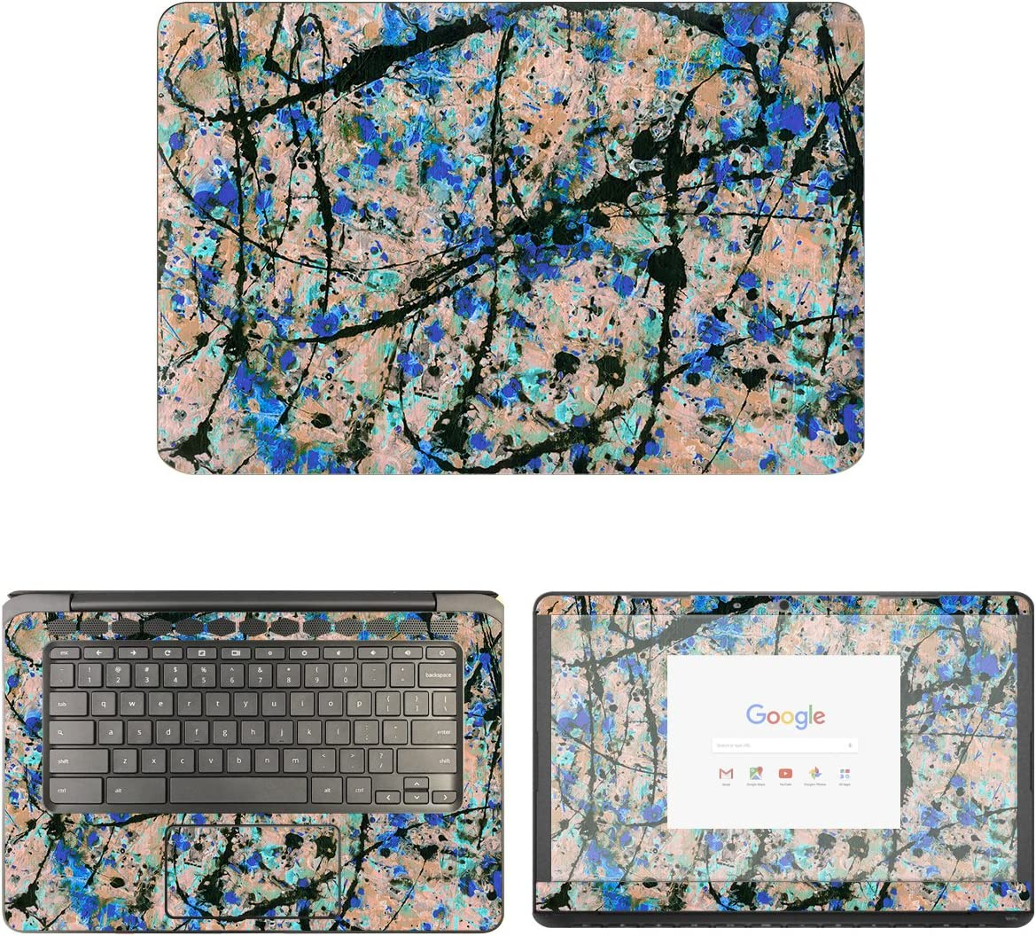 decalrus - Protective Decal Skin Sticker for HP ChromeBook 14-CA061DX (14
