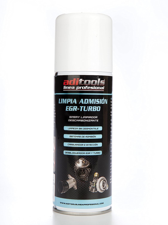 LIMPIA ADMISIÓN-EGR-TURBO. 6 X 400ml Potente limpiador descarbonizante formulado para disolver de forma eficaz y sin desmontaje los depósitos y suciedad que ...
