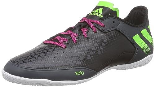 purchase cheap 437ec 2991d adidas Ace 16.3 Court, Men s Football Boots, Black - Schwarz (Core Black